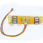 6-lamps CCFL backlight LCD monitor inverter board for 20.1″ display 1600x1200