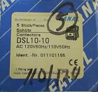 FANAL WESTINGHOUSE DSL10 10 110 120 V 20 Amp Contactor *Price Per Contactor*