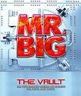 Mr.Big 25th Anniversary THE VAULT Japan Limited Official Archive Box CD   DVD