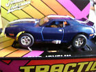 NOS SOLD OUT Johnny Lightning Xtraction R3 Blue AMC Javelin HO Slot Car Fits AFX