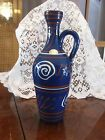 VINTAGE  POTTERY NITTSJO PITCHER WITH MAKER GOLD SEAL