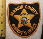 MARION COUNTY FLORIDA SHERIFF PATCH (HIGHWAY PATROL, SHERIFF, EMS, STATE)