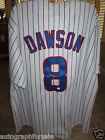 Andre Dawson autographed signed auto Chicago Cubs authentic Majestic jersey GTSM