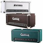 Carvin X100B 100W 2 Channel Electric Guitar Amp Amplifier Head FS44L WHITE BLM