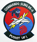 USAF 35th TFS  TACTICAL FIGHTER SQUADRON COMMANDO SLING 2006  PATCH