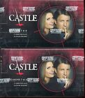 2 boxes CASTLE SEASONS 3 & 4 FACTORY SEALED WAX BOX CARDS CARD 24 PACKS