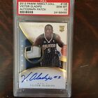 2013 Immaculate Victor Oladipo 4 Color Patch Auto 99 RC PSA 10 POP 2