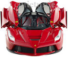 Hot wheels Elite Ferrari LaFerrari 2014 New Enzo 1:18 Limited Edition BCT79 Red