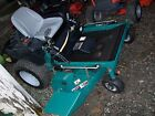 BUNTON COMMERCIAL MOWER 18HP 52 CUT NICE OMLY 576 HOURS