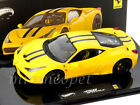 HOT WHEELS ELITE BLY46 FERRARI 458 ITALIA SPECIALE 1 43 DIECAST MODEL CAR YELLOW