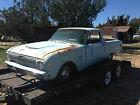 Ford  Ranchero base 1962 ford falcon ranchero