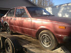 Toyota : Corolla 2door 1979 for $600 dollars