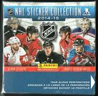 Panini Hockey Stickers 2014-15 Box 50 packs of 7 NHL + 2 Free Sticker Albums