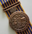 AUSTRALIAN NATIONAL MEDAL FULL SIZE REPRODUCTION WITH 15CM OF RIBBON