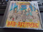 Bad Attitude - by Jezebelle-1990 Import, Rock Album CD on Heavy Metal Records