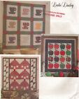 PATCHWORK APPLIQUED QUILT WALL HANGINGS TEA   CUP APPLE HOUSES Pattern