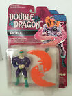 Double Dragon Sickle 1993 Tyco New Sealed Karate Figure