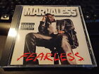 Fearless [PA] by Marvaless (Album CD, Aug-2000, Awol Records) Sealed Promo CD