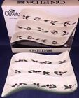 New ONEIDA CHINA HAND PAINTED OLIVETO section OLIVE TRAY OLIVES 7 1/4