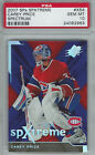 CAREY PRICE MONTREAL CANADIENS 2007-08 SPX EXTREME RC Rookie PSA 10 RARE!!!