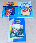 ABeka 4th grade READING 4 SET Flags Unfurled Liberty Tree Song of the Brook