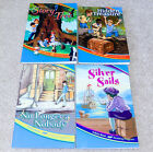 ABeka 2nd grade 5pc READING 2 SET Open Skies Story Tree Silver Sails CURRENT