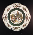 Ascot Service Plate by Wood and Sons England Alpine White Ironstone 10.5