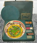 NATIONAL DERBY PARI-MUTUEL HORSE RACE BETTING GAME GAMBLING RARE 1920S ANTIQUE