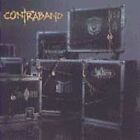 CONTRABAND - S/T (CD, 1991, Impact Records)