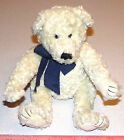 Boyd TeddyBear Collection The Archive Series #1364 Winter White Jointed Clean