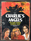 1977 CHARLIE'S ANGELS 1ST SERIES FULL WAX BOX (36 CARD PACKS) TOPPS