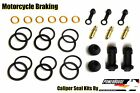 Honda CB 600 F Hornet ABS front brake caliper seal repair kit 2010 2011 2012 13