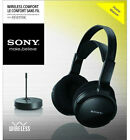 Sony MDR-RF811RK Wireless Rechargeable Stereo Headphones, TV, Hi-Fi , PC,