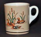 Wood Ducks Andre Richard Coffee Cup Mug w/ Cat Tails (Great For Hunters!!!)