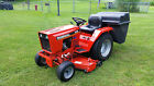 Ingersoll case 4016 w pto and baggermowertractor