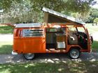 Volkswagen  Bus Vanagon Westfalia Pop Top Fully Restored Westfalia Pop Top Camper