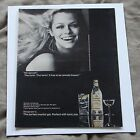 Seagram's Extra Dry Gin Vintage 1968 Print Ad