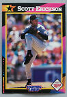 1992 Starting Lineup Scott Erickson Twins Baseball Card