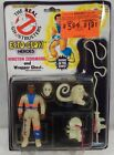 The Real Ghostbusters Ecto Glow Heroes Winston Zeddmore  Wrapper Ghost Kenner