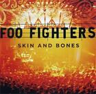 FOO FIGHTERS Skin and Bones LIVE CD Excellent Condition