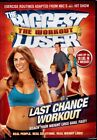 The Biggest Loser Last Chance Workout DVD 2009 Fitness Weight Jillian Michaels