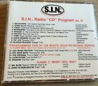 S.i.n.- Promo Cd Rare 1995 G Funk Frost Blahzay Das Efx Sermond Fat Joe Shadow
