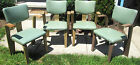 LOT of Mid Century Thonet Bent Wood Chairs 4 WOW!!