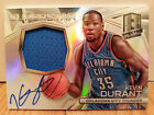 2014-15 Panini Spectra Superstar Patch Auto Kevin Durant 28 35!