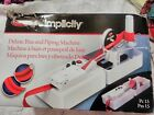 Simplicity Deluxe Bias and Piping Machine NIB quilt sewing tool