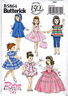 SEWING PATTERN Retro Vintage Style 1956 18