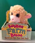 THE ONLY BRAND NEW TYCO BABY BABY FARM BABIES LAMB ON EBAY NEVER IN SMOKING/PETS