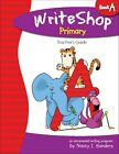 Write Shop Primary Teachers Guide Book A Teaching Writing Elementary Homeschool