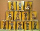 VTG WWII  GERMAN LEAD SOLDIER FIGURES NEW IN BOX SET OF 12 - 1/36 SCALE 50 mm