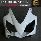 Unpainted Front Upper Cowl Nose Head Fairing For Honda CBR600 F4i 2001 2002 2003